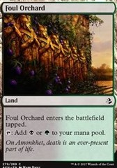 Foul Orchard - Planeswalker Deck Exclusive