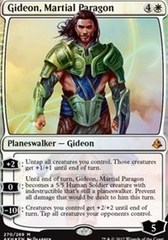 Gideon, Martial Paragon - Planeswalker Deck Exclusive