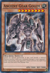 Ancient Gear Golem - SR03-EN005 - Common - 1st Edition on Channel Fireball
