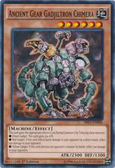 Ancient Gear Gadjiltron Chimera - SR03-EN006 - Common - 1st Edition on Channel Fireball