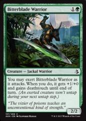 Bitterblade Warrior