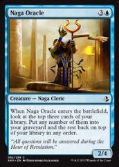 Naga Oracle - Foil