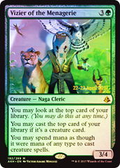 Vizier of the Menagerie - Foil - Prerelease Promo