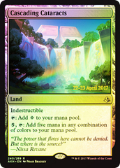 Cascading Cataracts - Foil (Prerelease)