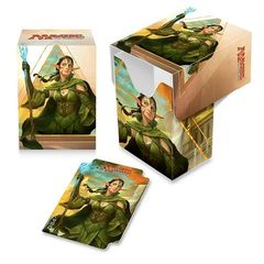 Ultra Pro - Magic The Gathering: Amonkhet - Deck Box #3 Nissa (86550)