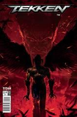 Tekken #1 (Of 4) Cvr C Anton K