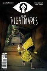 Little Nightmares #1 (Of 4) Cvr E Boatwright