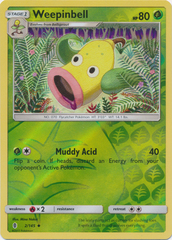Weepinbell  - 2/145  - Uncommon - Reverse Holo