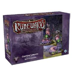Runewars Miniatures Game: Carrion Lancers Expansion Pack
