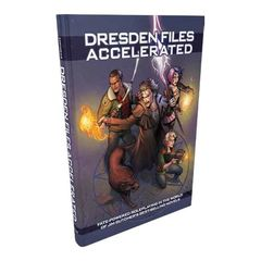 The Dresden Files: Accelerated Edition