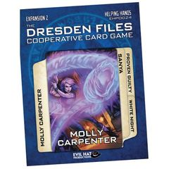 The Dresden Files: Expansion 2 - Helping Hands