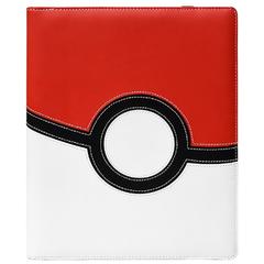 Ultra Pro 9 Pocket Premium Pro Binder Ex: Pokemon - Pokeball (85316)