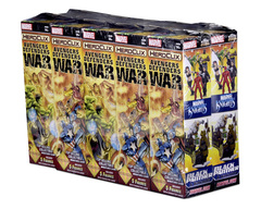 Avengers/Defenders War Booster Brick