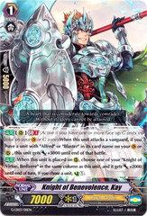Knight of Benevolence, Kay - G-LD03/011EN - TD