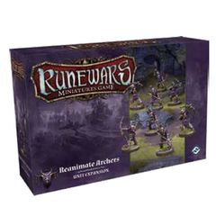 Runewars Miniatures Game: Reanimate Archers Expansion Pack