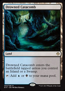 Drowned Catacomb
