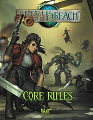 Through The Breach Core Rules 2nd Edition