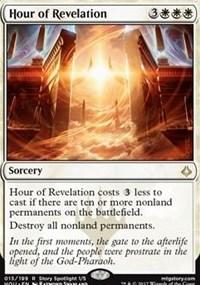 Hour of Revelation - Foil