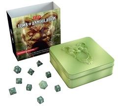 D&D Tomb Of Annihilation Dice Set