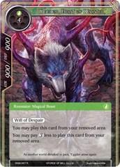 Yggdor, Beast of Disaster - ENW-067 - R