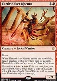 Earthshaker Khenra