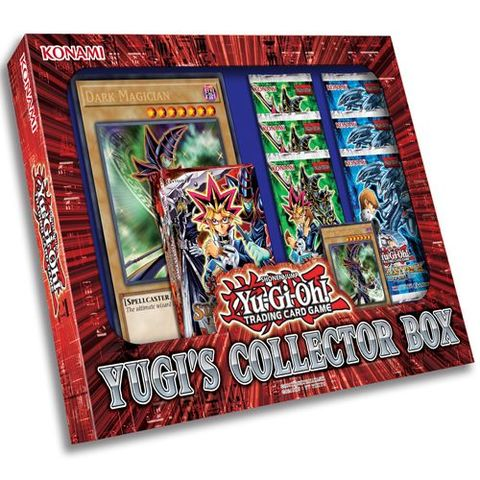 Collector Set - Yugis Collector Box