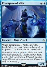 Champion of Wits
