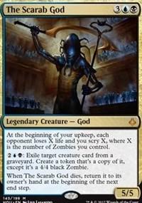 The Scarab God - Foil