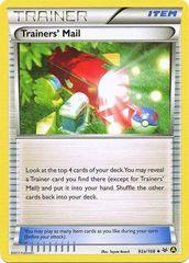 Trainers' Mail - 92a/108 - Alternate Art Non-Holo Promo