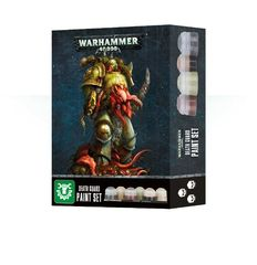 Death Guard Paint Set