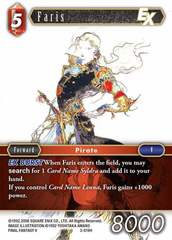 Faris - 3-019H