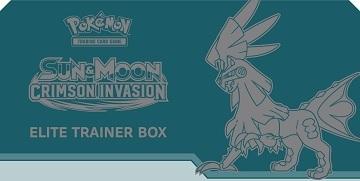 Pokemon - Crimson Invasion Elite Trainer Box