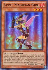 Apple Magician Girl - MVP1-ENG15 - Gold Rare - Unlimited Edition