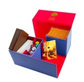 Dex Protection - Deck Box Creation Dark Blue Large