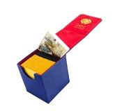 Dex Protection - Deck Box Creation Dark Blue S