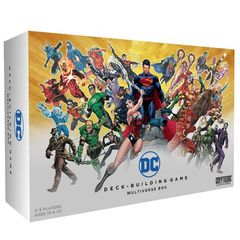 Dc Comics - Deck Building Game Multiverse Box