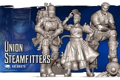 Arcanists 2E: Steamfitters