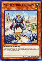 Motivating Captain - COTD-EN031 - Rare - Unlimited Edition