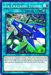 Air Cracking Storm - COTD-EN055 - Common - Unlimited Edition