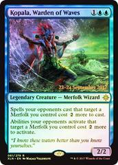Kopala, Warden of Waves - Foil (Prerelease)