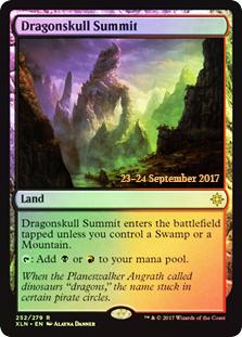 Dragonskull Summit (Ixalan Prerelease Foil)