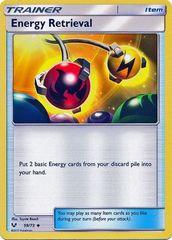 Energy Retrieval - 59/73 - Uncommon