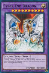 Cyber End Dragon - LEDD-ENB25 - Common - 1st Edition on Channel Fireball