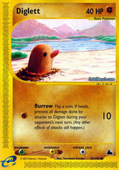 Diglett - 50/144 - Common