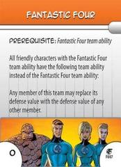- #F07 Fantastic Four