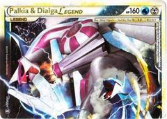 Palkia & Dialgia LEGEND (Top) - 101/102 - Rare Holo Legend