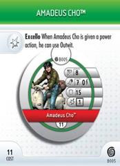 - #B005 Amadeus Cho