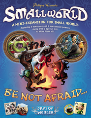 Small World - Be Not Afraid - In Store Sales Only