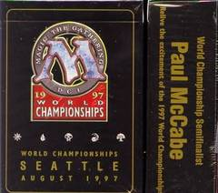 1997 Paul McCabe World Champ Deck on Channel Fireball