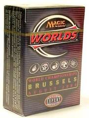 2000 Janosch Kuhn World Champ Deck on Channel Fireball